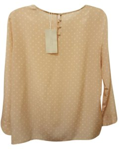 Zara Top peach