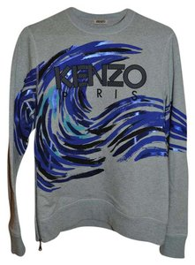 Kenzo Wave Embroidered Sweater