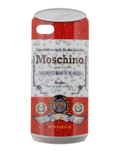 Moschino Moschino Hi- Tech Accessories Iphone 5 Case