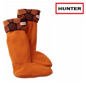 Hunter HUNTER ORIGINAL TALL CUFFED WELLY BOOT SOCKS