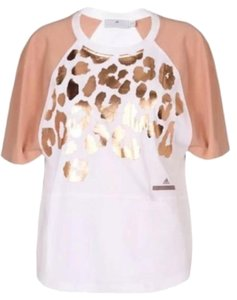 adidas By Stella McCartney adidas by Stella McCartney Leopard Raglan Tee