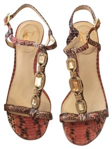 Vince Camuto rose with gold accents and stones Formal