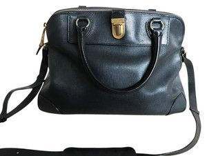 Marc Jacobs Mj Tote Satchel in Black