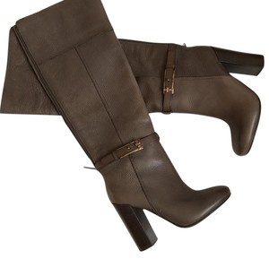 Tory Burch Grey/Taupe Boots
