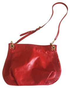 Rebecca Minkoff Studded Leather Hobo Bag