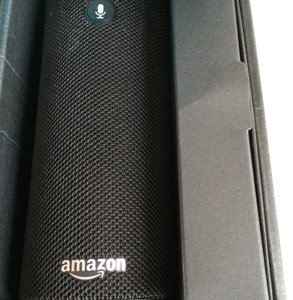 AMAZON TAP Amazon Tap Alexa Enabled Portable Speaker Microphone Voice Bluetooth