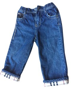 Burberry Kids Child Relaxed Fit Jeans