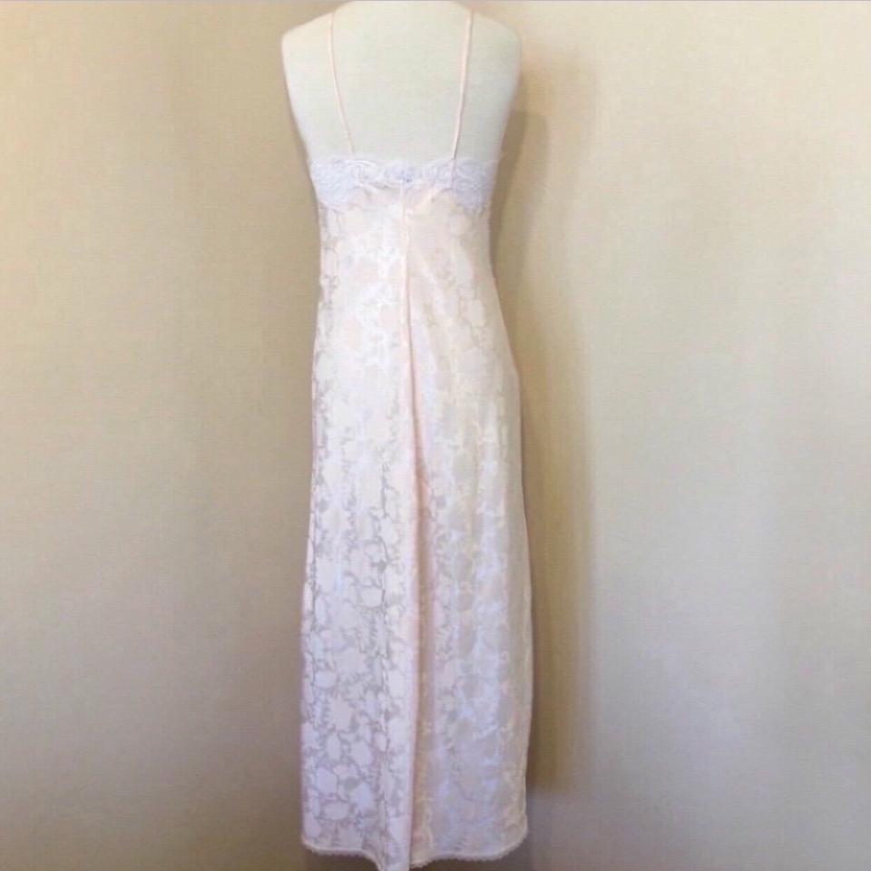 d58158d811a Dior Vintage Christian Night Gown Long Casual Maxi Dress Size 4 (S ...