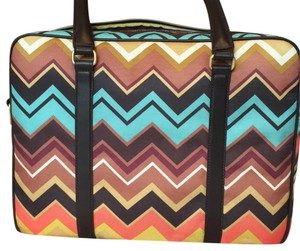 Missoni for Target multi Travel Bag