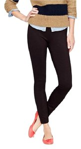 J.Crew Stretchy Black Leggings