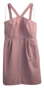 J.Crew short dress Lavender Dust on Tradesy