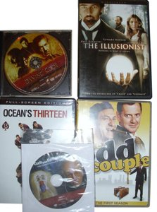 Movies Great lot of movies & Tv show DVD entertainment relax fun