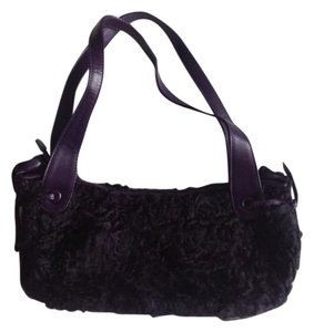 Paolo Masi Satchel in Purple