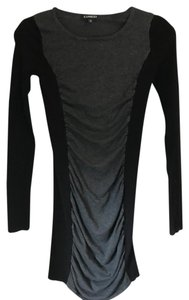 Express Bodycon Cocktail Sweater Dress