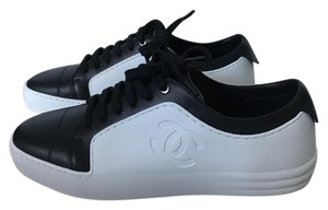 Chanel Black White Athletic