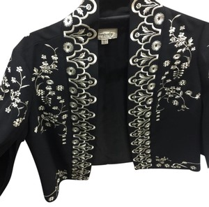 Temperley London black Blazer