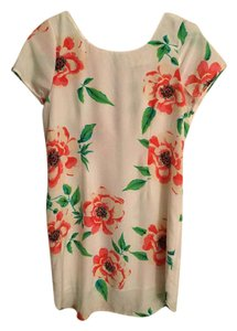 Yumi Kim short dress White floral on Tradesy