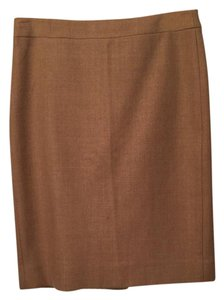 J.Crew Pencil Skirt Oatmeal