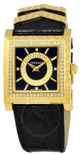 Versace VERSACE Black Dial Ladies Watch
