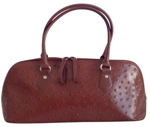 Valerie Stevens Satchel in Brown