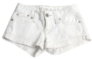 Guess Denim Shorts-Light Wash