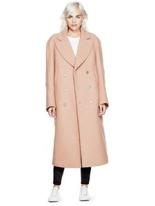Guess Winter Chic Wool Trench Coat