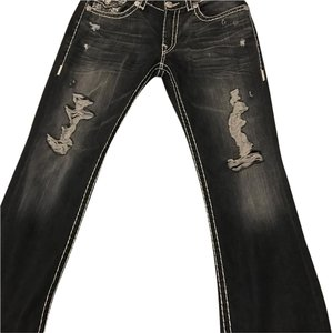 True Religion Straight Leg Jeans