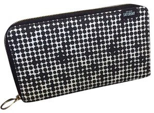 Kate Spade KS Saturday Signature Zip-around Wallet
