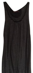Juicy Couture short dress black and grey on Tradesy