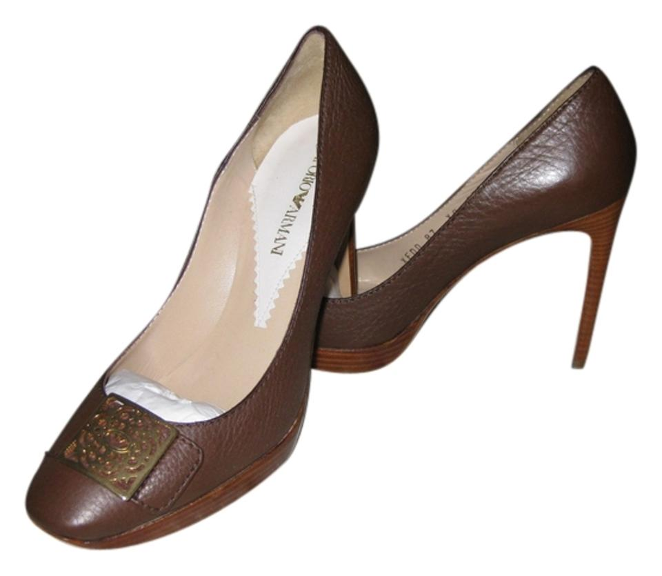 MISS 001 Brown 001 MISS Pumps Stylish and charming 93bb4d