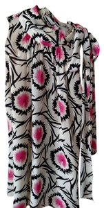 MILLY Top PINK AND BLACK