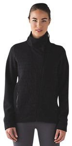 Lululemon Fleece Be True Jacket Black Zip