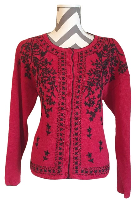 Item - Embroidered Sweater