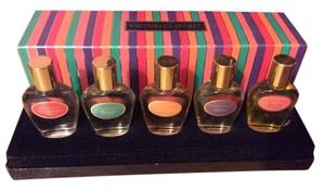 Victoria's Secret Set of 5 mini fragrances. All full. Never used.