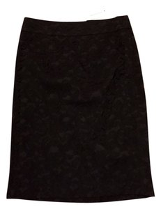 Banana Republic Skirt black lace
