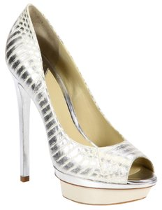 B Brian Atwood Silver Ice Platforms