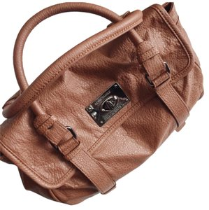Kenneth Cole Satchel in Camel
