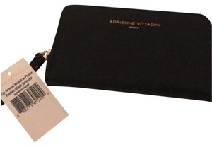 Adrienne Vittadini zip around wallet with phone pocket