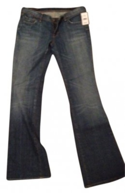 Preload https://item4.tradesy.com/images/citizens-of-humanity-blue-dark-rinse-boot-cut-jeans-size-31-6-m-20638-0-0.jpg?width=400&height=650