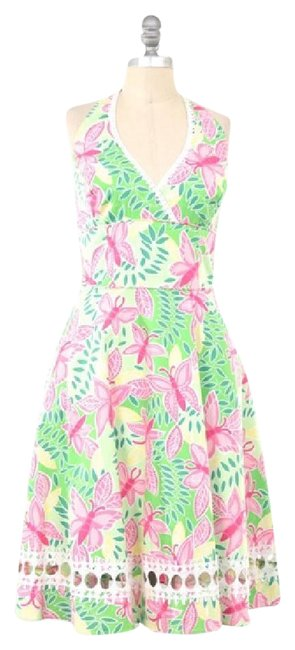 Preload https://img-static.tradesy.com/item/20638012/lilly-pulitzer-multicolor-butterfly-eyelet-mid-length-cocktail-dress-size-0-xs-0-1-650-650.jpg