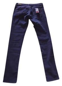 Red Engine Cotton Elastane Skinny Jeans