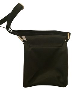 DKNY Black Messenger Bag