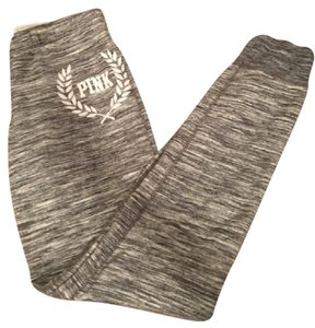 Victoria's Secret Relaxed Pants black and grey