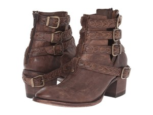Old Gringo Leather Ankle Brown Boots