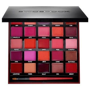 Smashbox Smashbox For Twenty Five Years Our Lips Have Been Sealed Palette NEW