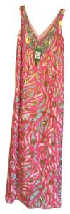 Pink Maxi Dress by Lilly Pulitzer