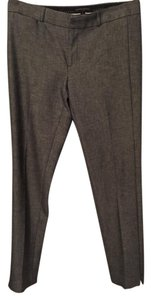 Banana Republic Workpant Sloan Fit Ankle Skinny Pants Gray