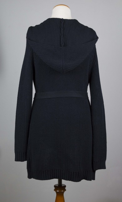 Daisy Fuentes Open Tunic Long Sleeves Sweater Image 1