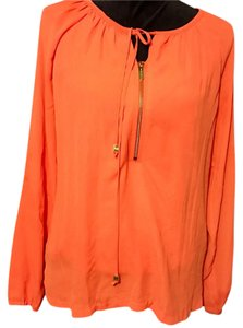 Michael Kors Top Tangerine