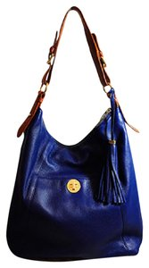 Isaac Mizrahi Tassel Bridgehampton Hobo Bag